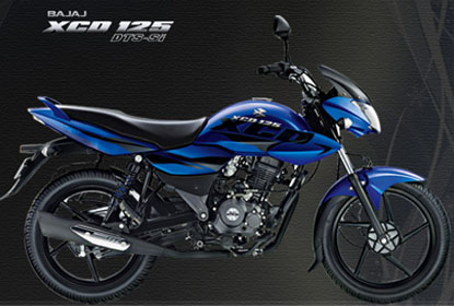Bajaj Xcd 125 Dts Si Bajaj Xcd 125 Dts Si Specifications India