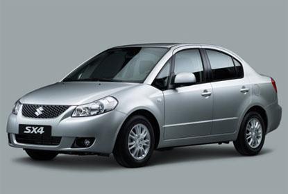 Maruti Suzuki Sx Length