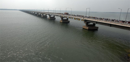 Balayogi Varadhi Bridge