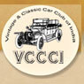 The Vintage and Classic Car Club of India.