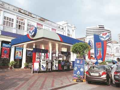 HPCL, BPCL, Jet Airways gain on fall in oil prices