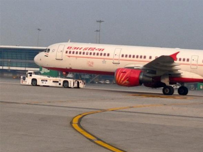 Air India becomes the first to use Taxibot on commercial Airbus flight