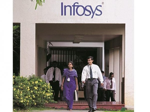 Infosys turns flat after hitting new high post healthy Q2 results
