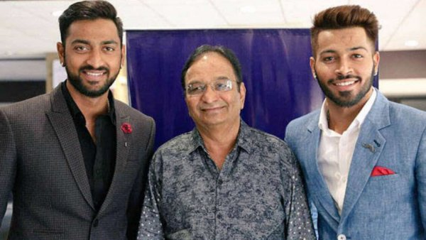 Hardik and Krunal Pandya's father dies of cardiac arrest, Baroda skipper leaves Syed Mushtaq Ali bio-bubble