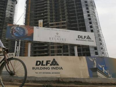 DLF-GIC plans high-rise residential project in Delhi