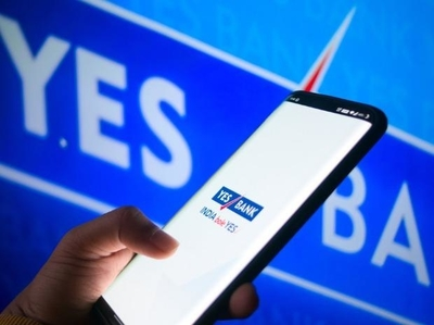 YES Bank records sharpest ever intra-day rally, surges 58% in a weak market