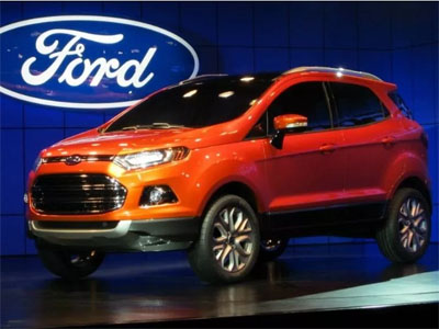 Ford India's new models to get greater domestic flavour