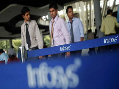 Infosys hires former Cognizant executive to head its