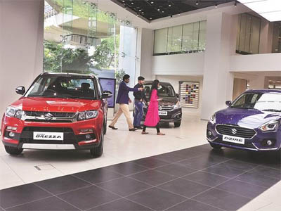 Maruti Suzuki to increase prices from January to offset rising input cost