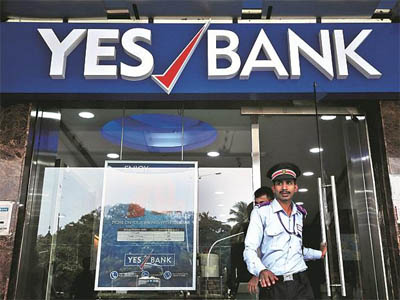 YES Bank dips 5% after Moody's downgrades ratings, assigns negative outlook