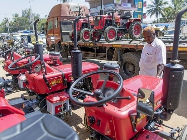 M&M to hike prices of tractors from Jan to offset impact of rise in costs