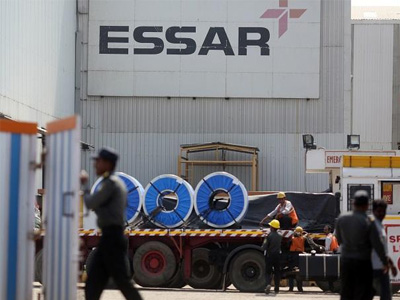 Essar Steel in a tight spot over 1,000 acres of unused land at Paradip