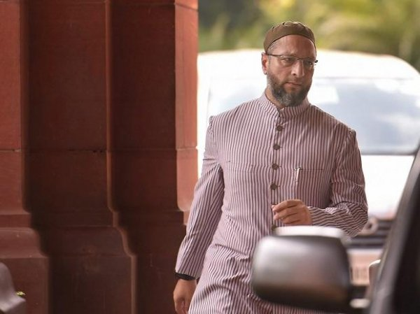 Owaisi trying to get political mileage in Bihar elections by targeting BJP