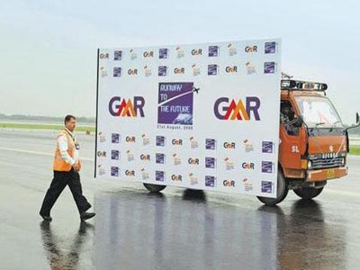 GMR Group to set up business park in Hyderabad