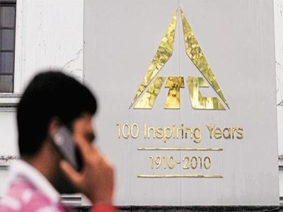 ITC shares up 9% as no cess on cigarettes was increased