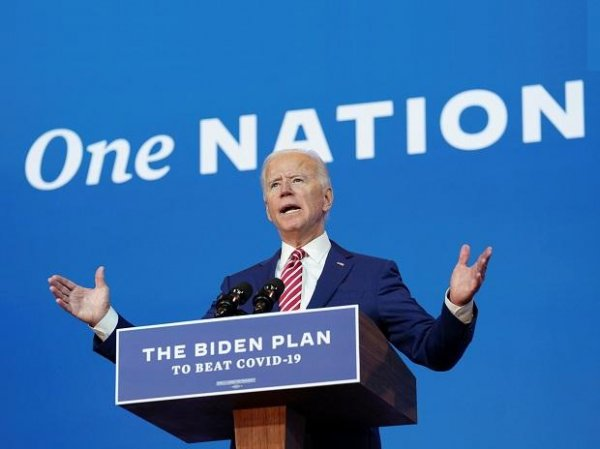 US elections: Joe Biden pledges free Covid-19 vaccines for all if elected