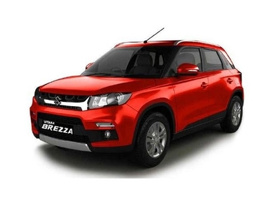 Maruti launches petrol version of Vitara Brezza, priced at Rs 7.34 lakh