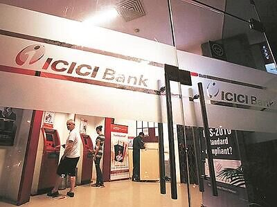 ICICI Bank extends gains, stock surges 5% in four days