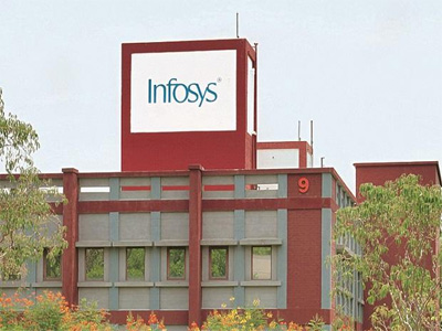 Infosys is world's third best regarded company