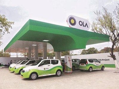 Ola in talks with Microsoft to raise $200 million in funding: Report
