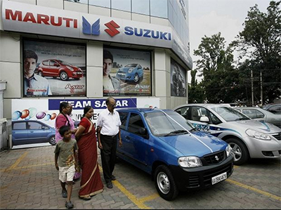 Maruti Suzuki cuts production by 5.38% at 1,40,933 units in February