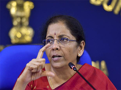 Want to assure YES Bank depositors that their money is safe: FM Sitharaman