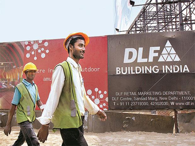 DLF Q3 profit before tax rises 55% to Rs 368.6 cr; total income falls 36%