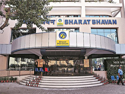 Govt invites preliminary bids for sale of its entire 52.98% stake in BPCL