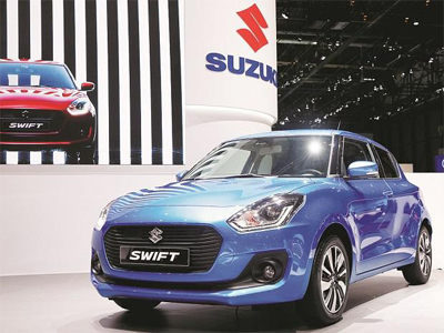 Suzuki dials back on promise of India's auto market, and it is not alone
