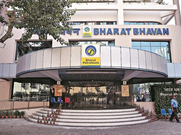 BPCL tanks 6% after BPCL Trust offloads up to 7% stake in firm