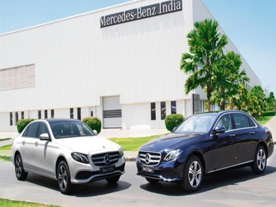 Mercedes-Benz delivers over 200 cars in single day on Dussehra and Navratri