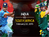 South Africa Vs India WC 2015