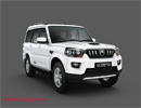 Mighty Mahindra Scorpio