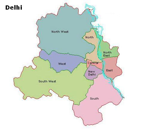 Delhi Is A State