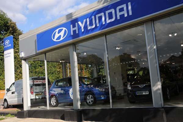 Hyundai Car Company Address In Chennai