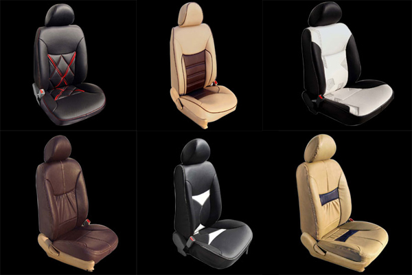 Sporty And Comfortable Design With Beautiful Cuts All Are Hi Lighted Contrast Colour Piping To Show The N Curves Of Seat