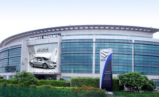 Maruti Suzuki Head Office Mumbai