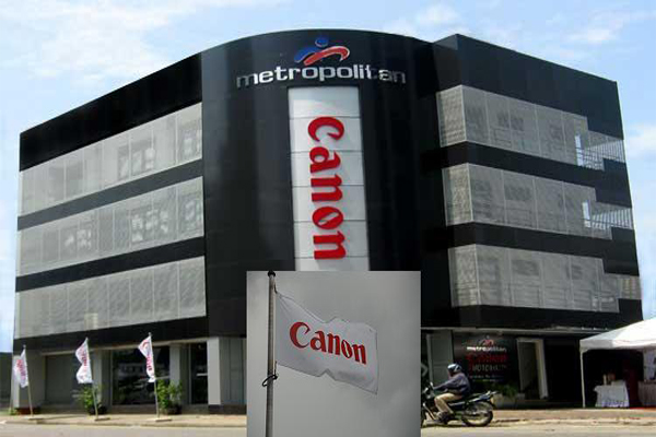Canon India Pvt Ltd, Gurgaon in C  Get address and contact details